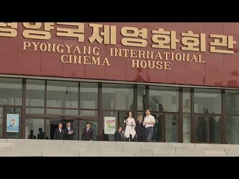 Pjöngjang Film Festival 2018 - mehr als 500 Filme  ...