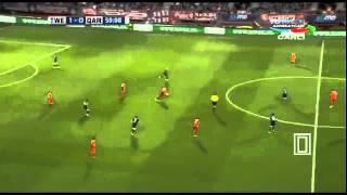 Twente - Qarabagh 1:1 (Europa League 2014/15 Qualifications)
