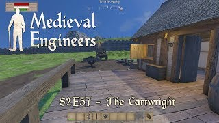 Medieval Engineers is a sandbox game about engineering, construction and the maintenance of architectural works and mechanical equipment using medieval technology. Players build cities, castles and fortifications; construct mechanical devices and engines; perform landscaping and underground mining. There is an entire planet to explore!Get Medieval Engineers at:http://www.medievalengineers.com/Or on Steam:http://store.steampowered.com/app/333950/Email: bcpothouse@yahoo.com
