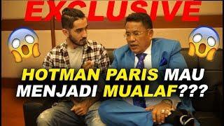Video Hotman Paris mau menjadi Mualaf ??? MP3, 3GP, MP4, WEBM, AVI, FLV April 2019