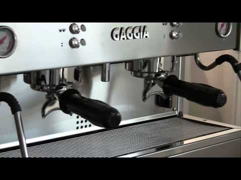 Gaggia XD Preview