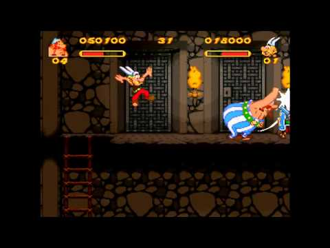 Let's Fail Together Asterix & Obelix Part 3: Eine Runde Rugby! (German)