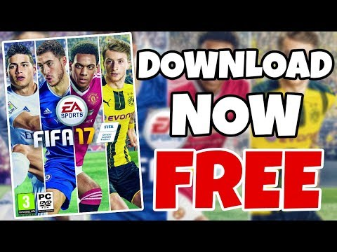 How To Download FIFA 17 For Free On PC(Full Version)[Working 100%][Windows 7/8/10]