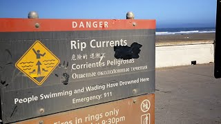 """(Visit: http://www.uctv.tv/) UC Berkeley current oceanographer, Francis Smith, explains rip currents, how to avoid them, and how to escape them if pulled in. Series: """"UC Berkeley News"""" [Show ID: 32682]"""
