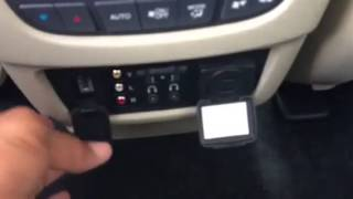 Inside The 2014 Acura MDX Entertainment Package - John Eagle Acura