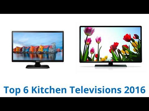 6 Best Kitchen Televisions 2016
