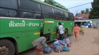Attapeu Laos  city images : Pleiku Vietnam to Attapeu Laos by Bus