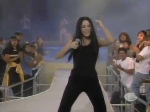 Shakira - Ciega Sordomuda (Live at Al Fin De La Semana 1998)