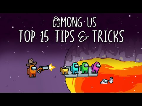Top 15 Tips & Tricks in Among Us | Ultimate Guide To Become a Pro #3