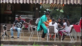 image of Chair Pulling Prank In India Gone Wrong | Chased To Death
