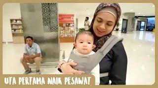 Video #VLOGRNG - UTA PERTAMA NAIK PESAWAT | Bali Part 1 MP3, 3GP, MP4, WEBM, AVI, FLV November 2018