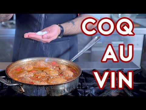 How to Make Lefty s Coq au Vin from Donnie