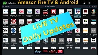LIVE TV - Daily Updates