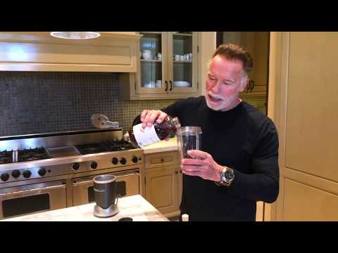 Arnold  s Top Secret Protein Shake