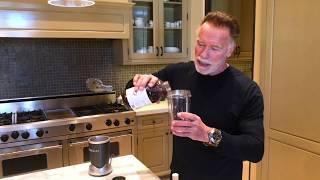 Koktajl proteinowy według Arniego :D