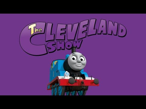 Thomas the Tank Engine Reference in The Cleveland Show