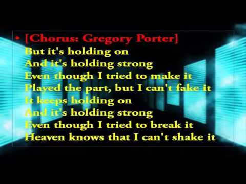 Video Disclosure ft  Gregory Porter   Holding On