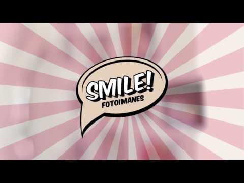 Smile! Fotoimanes