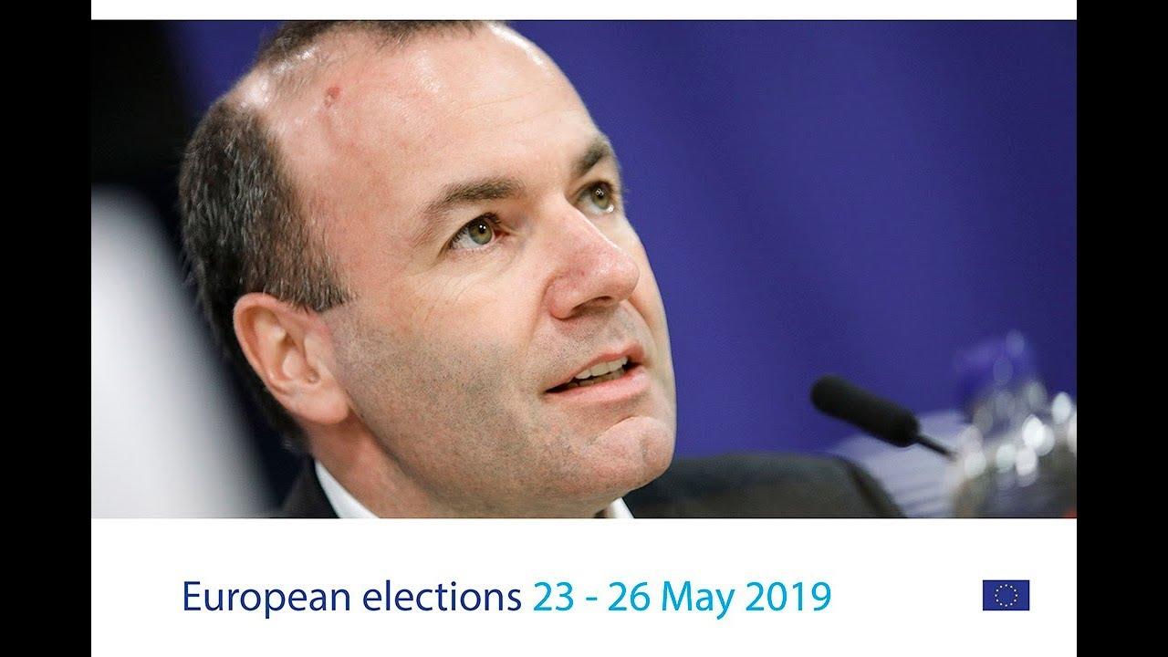 Κορυφαίοι υποψήφιοι 2019: Μάνφρεντ Βέμπερ (ΕΛΚ)