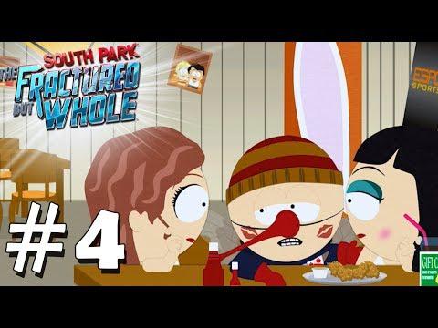 МОСКИТ И ТЕЛОЧКИ 💨 South Park: The Fractured But Whole #4 [Прохождение]