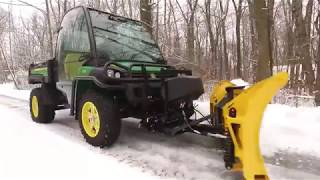 7. FISHER TRAILBLAZER UTV Snowplows