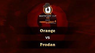 Orange vs Frodan, game 1