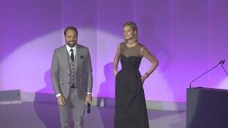 Best Brands 2014: Toni Garrn In München - Topmodel Und Freundin Von Leonardo DiCaprio In München
