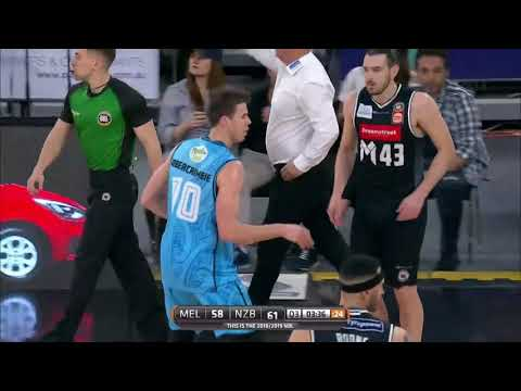 Melbourne United vs. New Zealand Breakers - Game Highlights