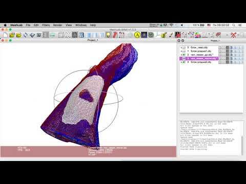Создание высокоточной трех-мерной модели индивидуаль-ного блока. Часть 13