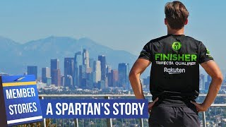 A Spartan's Story | Member Story | LA Fitness
