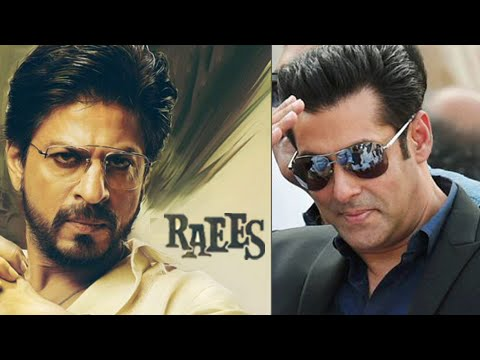 OMG! Salman Khan Promotes Shahrukh Khan's Raees on