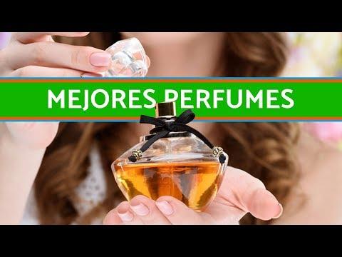 Los mejores perfumes del mundo para mujer видео