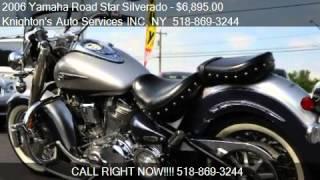 7. 2006 Yamaha Road Star Silverado XV 1700 - for sale in Albany