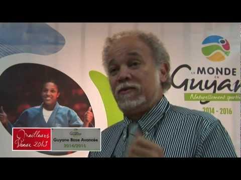 Les voeux de Roger-Michel LOUPEC, Président du GIP Guyane Base Avancée