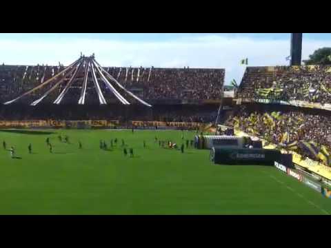Recibimiento Rosario Central vs Tigre - Los Guerreros - Rosario Central