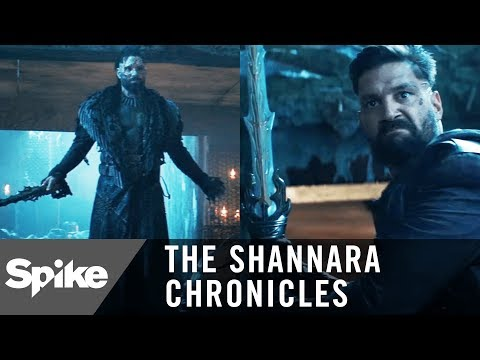 'Battle For The Fate Of The World' Ep. 209 Official Clip | The Shannara Chronicles (Season 2)