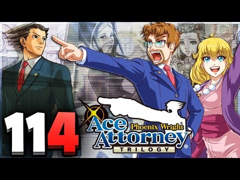 Phoenix Wright: Ace Attorney Trilogy HD - Part 114 IRIS an Accomplice? (Switch)