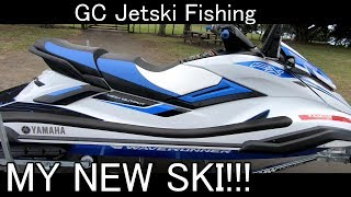 6. Finally got my new JETSKI!