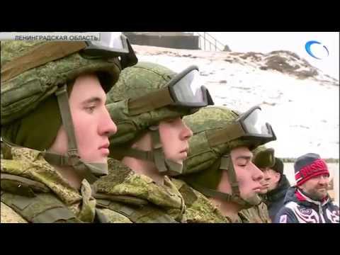 На Лужском полигоне в Ленинградской области отметили День ракетных войск и артиллерии