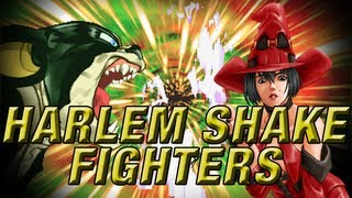 Harlem Shake v63 (Fighting Games Edition) - YouTube