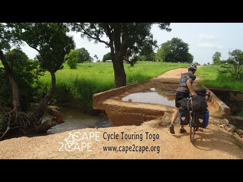 Cycle Touring - Cape2Cape - Togo