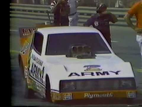 1979 World Finals 1st Round Funny Car