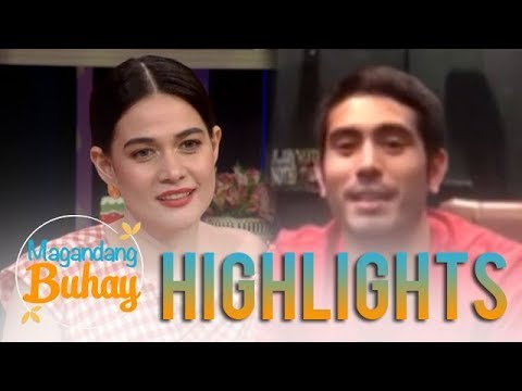Birthday messages - Magandang Buhay: Gerald Anderson gives sweet birthday message for Bea Alonzo