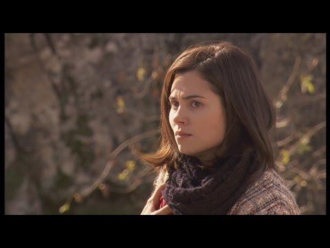 il segreto - maria si lancia nel vuoto con esperanza