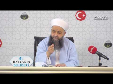 02 Haziran 2016 Tarihli Bu Haftanın Sohbeti - Cübbeli Ahmet Hocaefendi