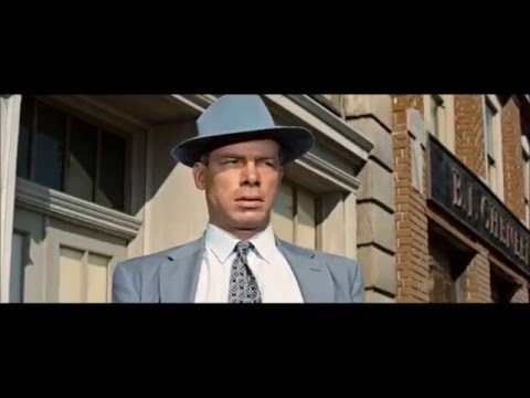 Violent Saturday (1955)   Lee Marvin , Beat It!!   720p  Blu Ray
