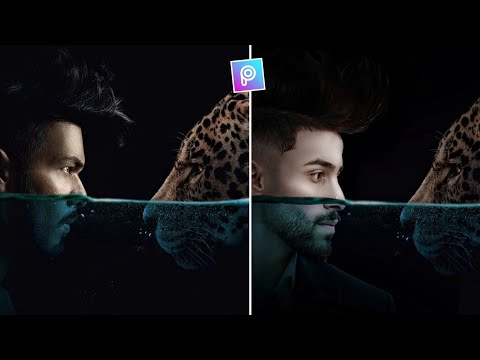 #Donotbreath#vijaymaharVijay Mahar New Don't Breath Concept Photo Editing Tutorial in Hindi