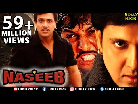 Naseeb | Full Hindi Movie | Govinda | Kader Khan | Mamta Kulkarni | Hindi Movies | Action Movies