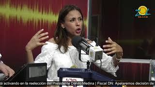 """Yokasta Díaz dice ultima vez habla de su salida de """"Pégate Y Gana Con El Pachá"""", esta en Soberano"""