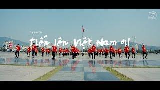 Quy Nhon (Binh Dinh) Vietnam  City new picture : [Flashmod] Tiến lên Việt Nam ơi! | 30 - 4 - 2016 | Quy Nhơn - Bình Định